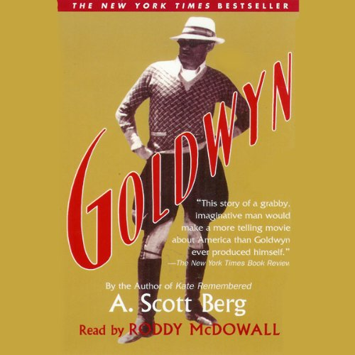 Goldwyn audiobook cover art