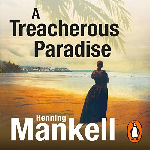 A Treacherous Paradise cover art