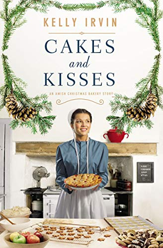 Cakes and Kisses: An Amish Christmas Bakery Story (English Edition)