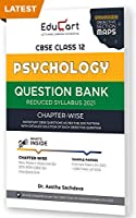 Educart CBSE Psychology Class 12 Question Bank (Reduced Syllabus) for 2021