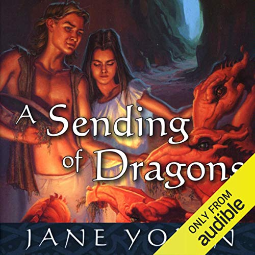 A Sending of Dragons audiobook cover art