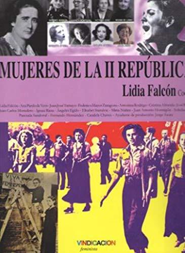 Mujeres de la II Republica