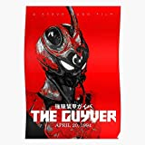 Pop Movie Fan Movies Art Anime Guyver Culture Manga Wall Art Decoration for Home