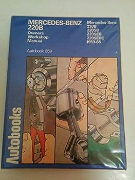 Hardcover Mercedes-Benz 220 1959-65 Autobook Book