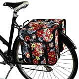 BikyBag Clásica - Doble Alforjas para Bicicletas (Prado)