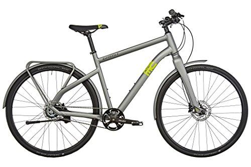 Ghost Square Urban 4 grey/limegreen Rahmengröße 57 cm 2016 Cityrad