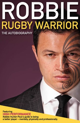 Robbie - Rugby Warrior (English Edition)