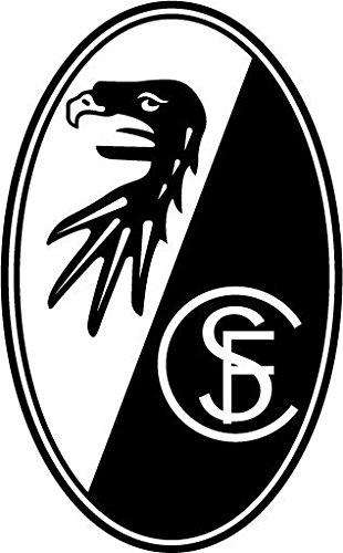 SC Freiburg Germany Soccer Football Hochwertigen Auto-Autoaufkleber 8 x 15 cm