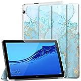 EasyAcc Hülle Kompatibel mit Huawei Mediapad T5 10 Zoll