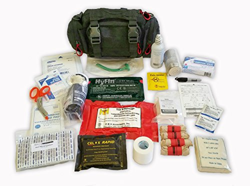 Outdoor Range Medical Kit - Tactical by Rescue Essentials