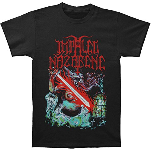 Impaled Nazarene Vigorous and LIBERATING Death T-Shirt XL