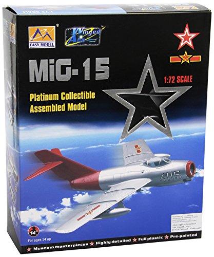 Easy Model 37130 - Maqueta de avión MiG-15 No.384 1951815