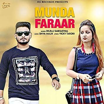 Munda Faraar - Single
