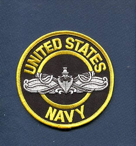Embroidered Patch-Patches for Women Man- ESWS Enlisted Surface Warfare Specialist Qualified