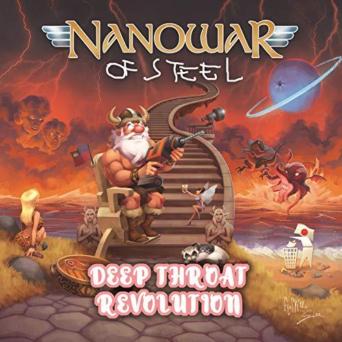 Deep Throat Revolution (feat. Immanuel Casto) [Explicit]
