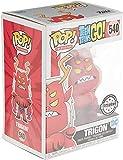 LLZZ Pop TV Teen Titans Go - Trigon Figure Collectible Pop #540