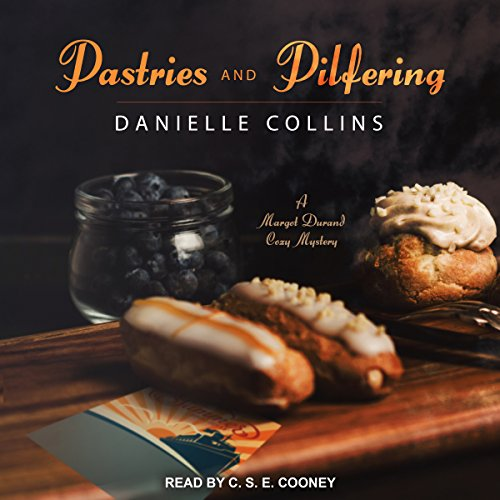 Pastries and Pilfering audiobook cover art
