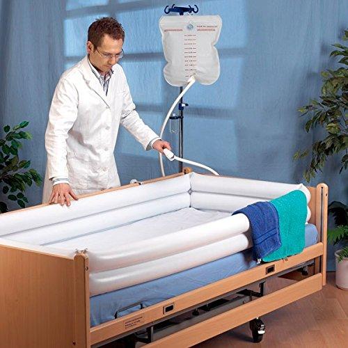 Servocare M1 1876-7004 Bett-Badewanne und Luftpumpe