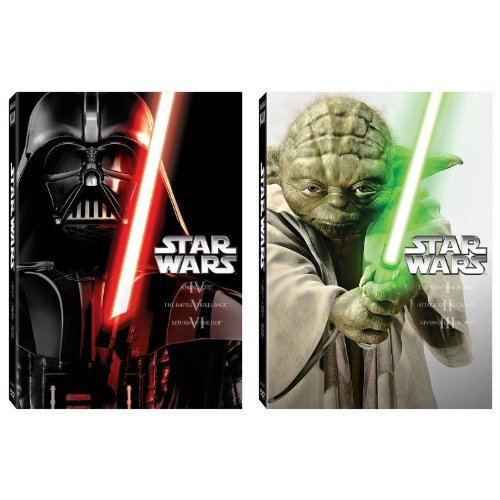 Star Wars Original Trilogy + Star Wars Prequel Trilogy...