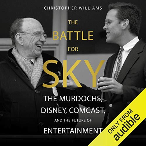 The Battle for Sky cover art