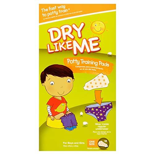 /14/x 4/ Dry Like Me Premiers jours Pot de formation/ Total de 56