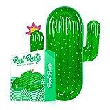 Flotador Inflable Gigante XXL Cactus |Cactus |Fiesta en la Playa y en la Piscina |Juegos de...
