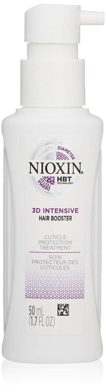 目的島太陽ナイオキシン Intensive Therapy Hair Booster (For Areas of advanced Thin-Looking Hair) 50ml/1.7oz並行輸入品