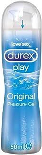Durex Lubricante, Color Transparente - 1 Lubricante