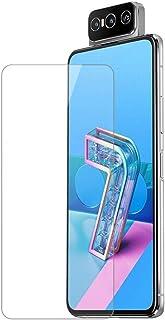 Wuzixi Asus Zenfone 7 Pro ZS671KS Screen Protector.HD transparent scratch-resistant tempered glass screen protector, Scree...