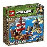 LEGO La Aventura del Barco Pirata