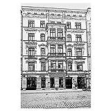 artboxONE Poster 90x60 cm Städte Architektur in Magdeburg