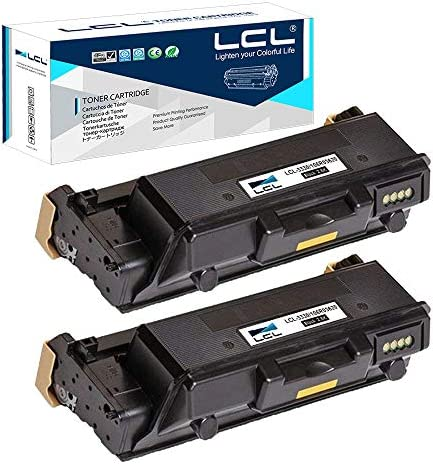 LCL Compatible Toner Cartridge Replacement for Xerox WorkCentre 3335 3345 Phaser 3330 106R03620 product image