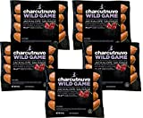 CharcutNuvo: Jackalope Sausage - 10oz, 5 Pack - Wild Game - Cooked, Smoked Sausage with Rabbit, Antelope, Cherry and Habanero - No Antibiotics, Hormones, Gluten or Dairy - No Nitrites or Nitrates