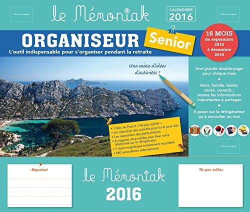 ORGANISEUR SENIOR MEMONIAK 2015-2016