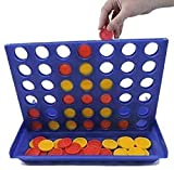 CREATIVE Pattern Game Game Includes 21 red chip,21 yellow chip ,1 frame with disc Challenge a friend to disc-dropping fun with the classic game of Connect 4! Drop your red or yellow discs in the grid and be the first to get 4 in a row to win. 4. If y...
