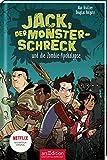 Jack, der Monsterschreck, und die Zombie-Apokalypse (Jack, der Monsterschreck 1): Ein Netflix-Original - Max Brallier