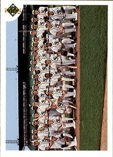 1991 Upper Deck Baseball Card #617 1917 Revisited