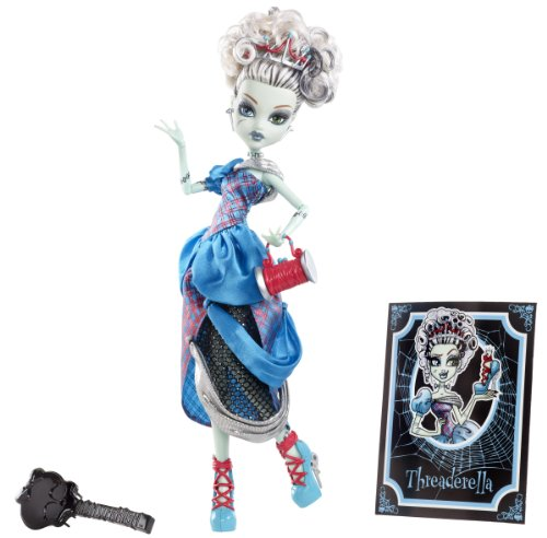 Monster High X6950 Mattel, poupée de Frankie Stein