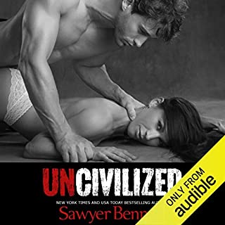 Uncivilized cover art