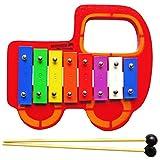 keep drum kgs glockenspiel auto glockenspiel rot rot