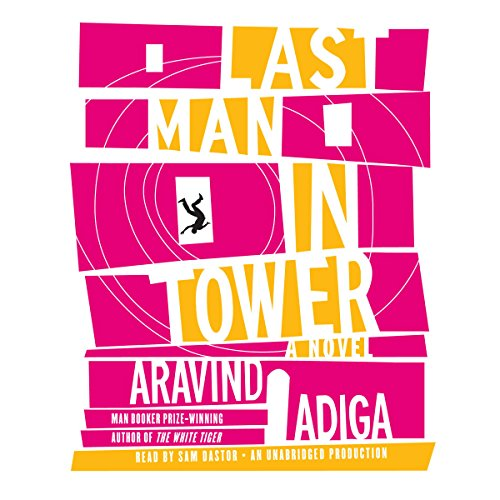 Last Man in Tower audiobook cover art