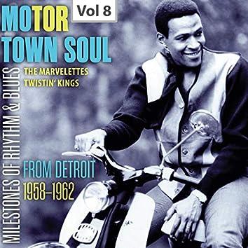 Milestones of Rhythm & Blues: Motor Town Soul, Vol. 8