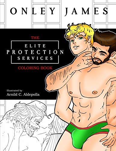The Elite Protection Services Coloring Book