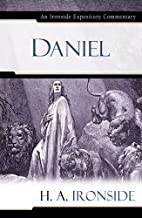 [ DANIEL (IRONSIDE EXPOSITORY COMMENTARIES (HARDCOVER)) - GREENLIGHT ] By Ironside, Henry A ( Author) 2005 [ Hardcover ]