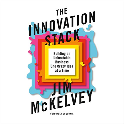 The Innovation Stack audiobook cover art