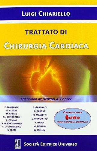 Trattato di Chirurgia Cardiaca