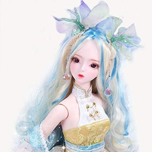 MEMIND Traum m hen bjd Puppe 6cm   Junge mädchen Spielzeug 3 Punkte Anzug Geburtstagsgeschenk fremd Puppe Spielzeug Prinzessin Dekoration Kind spielkamerad Spielzeug,DragonPrincess