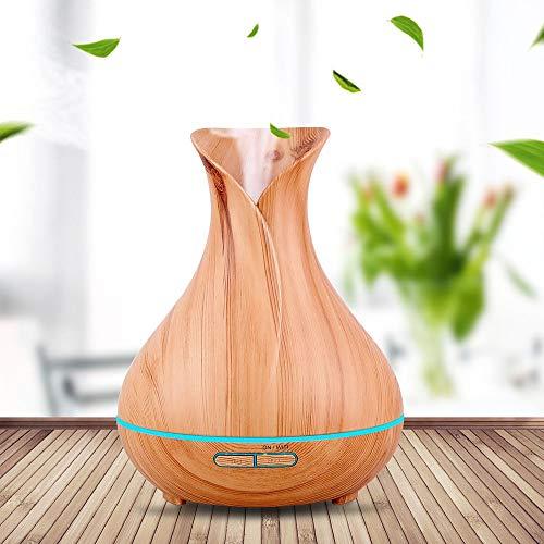 BDwantan Umidificatore - Humidificador inteligente WiFi para aromaterapia y difusor de aceites esenciales