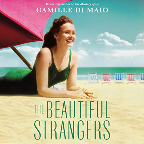 The Beautiful Strangers audiobook cover art
