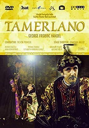 Handel - Tamerlano / Jonathan Miller, Trevor Pinnock - Bacelli, Randle, Pushee,